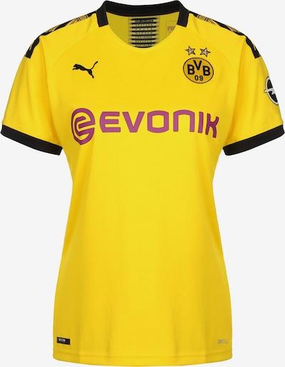PUMA Trikot 'Borussia Dortmund Home 2019/2020' in gelb / schwarz, Produktansicht