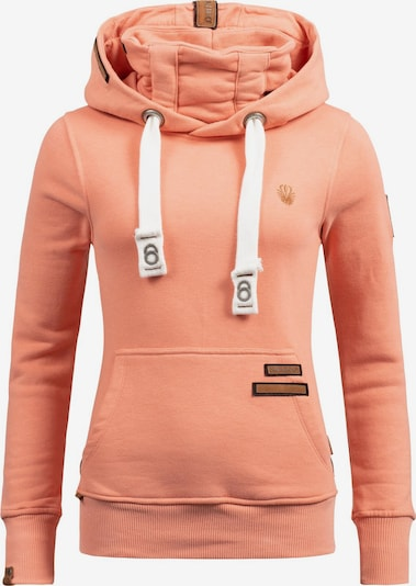 NAVAHOO Sweatshirt 'Raniaa' in orange, Produktansicht