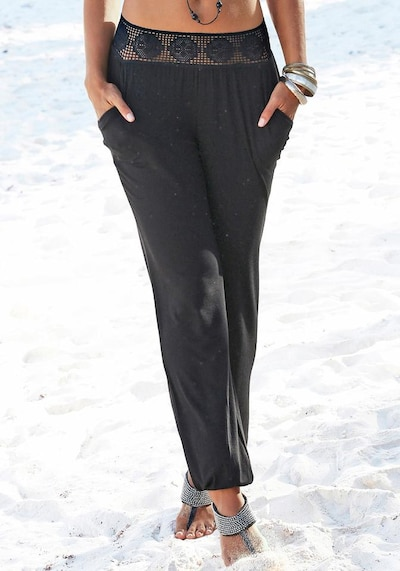 LASCANA Háremové nohavice - antracitová, Model/-ka