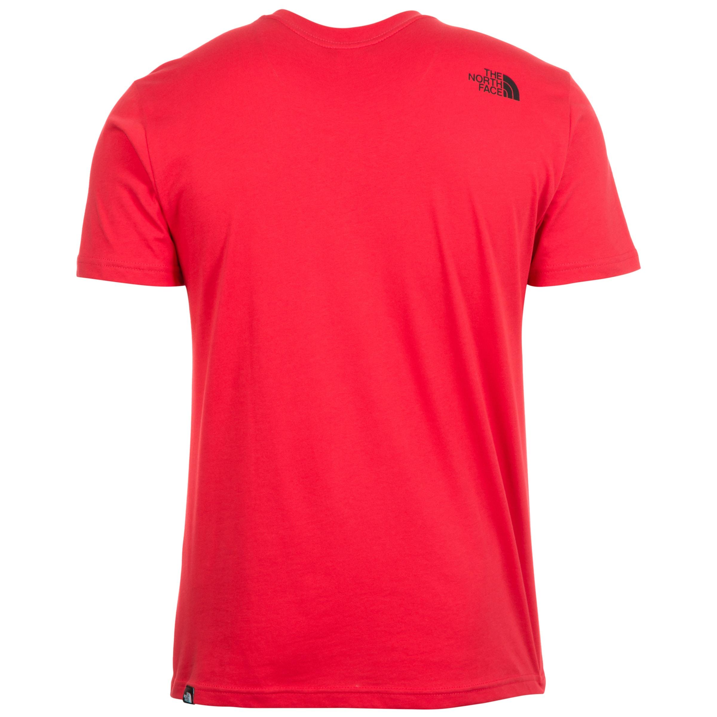 Mit Paypal Zahlen Zu Verkaufen THE NORTH FACE T-Shirt 'Fine' Hyper Online Fabrikverkauf Günstigsten Preis Günstig Online 9updkF
