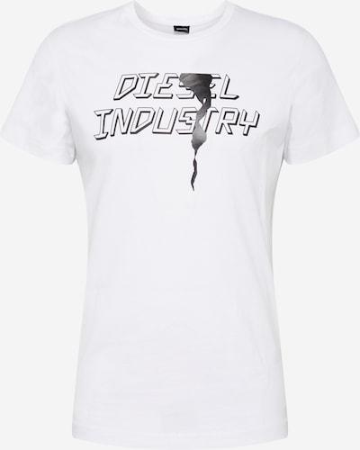 DIESEL Koszulka w kolorze białym, Podgląd produktu