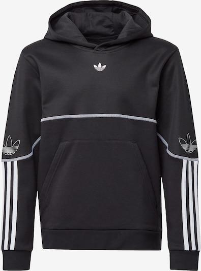 ADIDAS ORIGINALS Majica | črna / bela barva, Prikaz izdelka