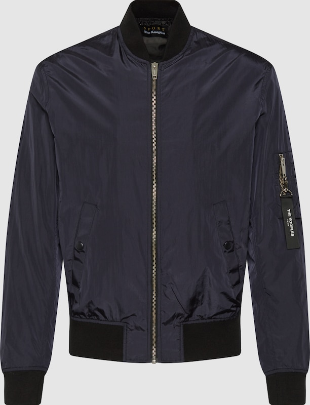 The Kooples Jacke in navy  Neue Kleidung in dieser Saison