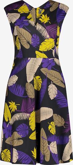Nicowa Kleid 'ONIVEL' in mischfarben / schwarz, Produktansicht
