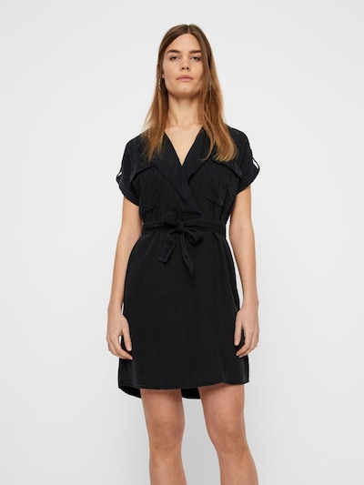 Noisy may Kleid 'Vera S/S Endi' in schwarz, Modelansicht