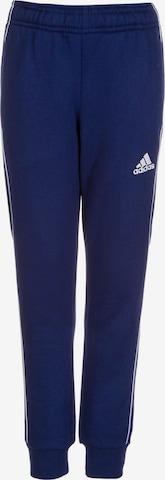 ADIDAS PERFORMANCE Spordipüksid 'Core 18', värv sinine