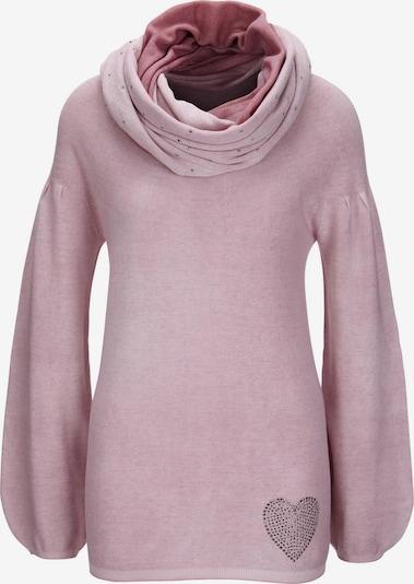 heine Pullover in rosé, Produktansicht