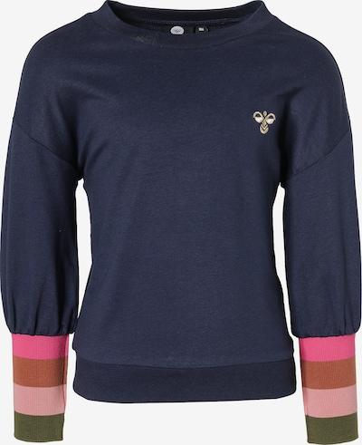 Hummel Sweatshirt 'Gigi' in marine / mischfarben, Produktansicht