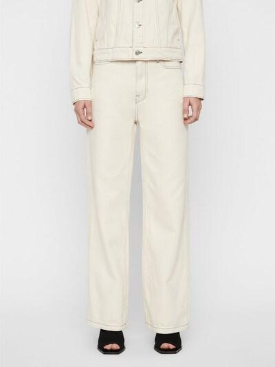 J.Lindeberg Lucie Hue Jeans in weiß, Modelansicht