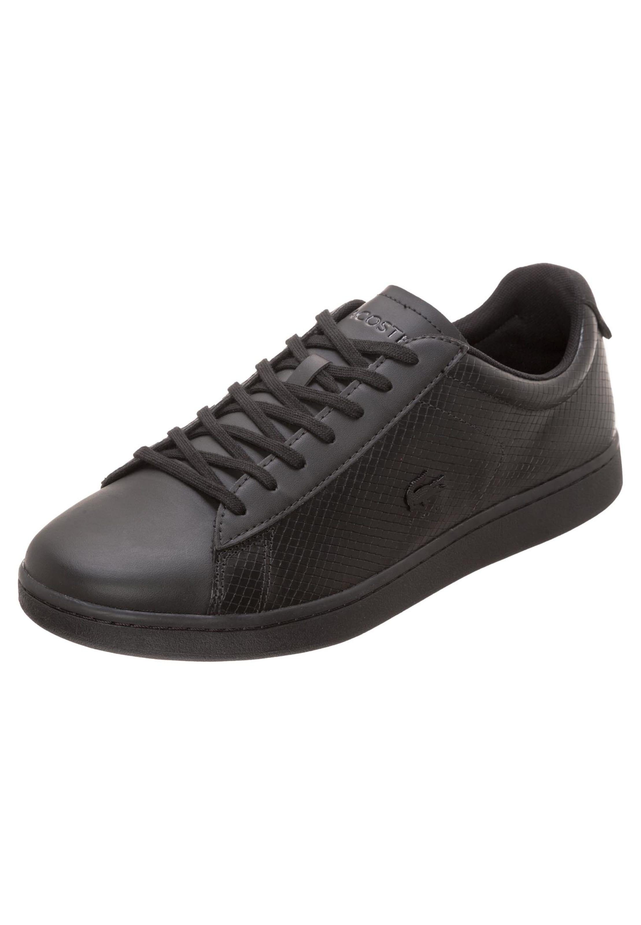 Evo' 'carnaby Sneaker In Lacoste Schwarz xCQhdstrBo