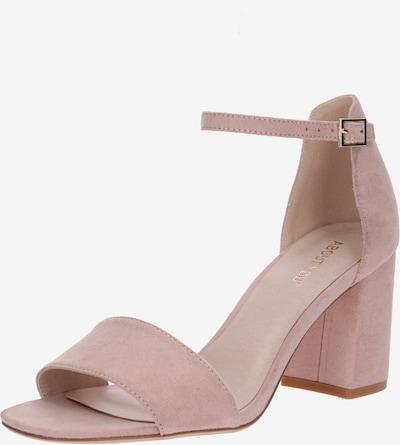 ABOUT YOU Sandale 'Alisha' u puder roza, Pregled proizvoda