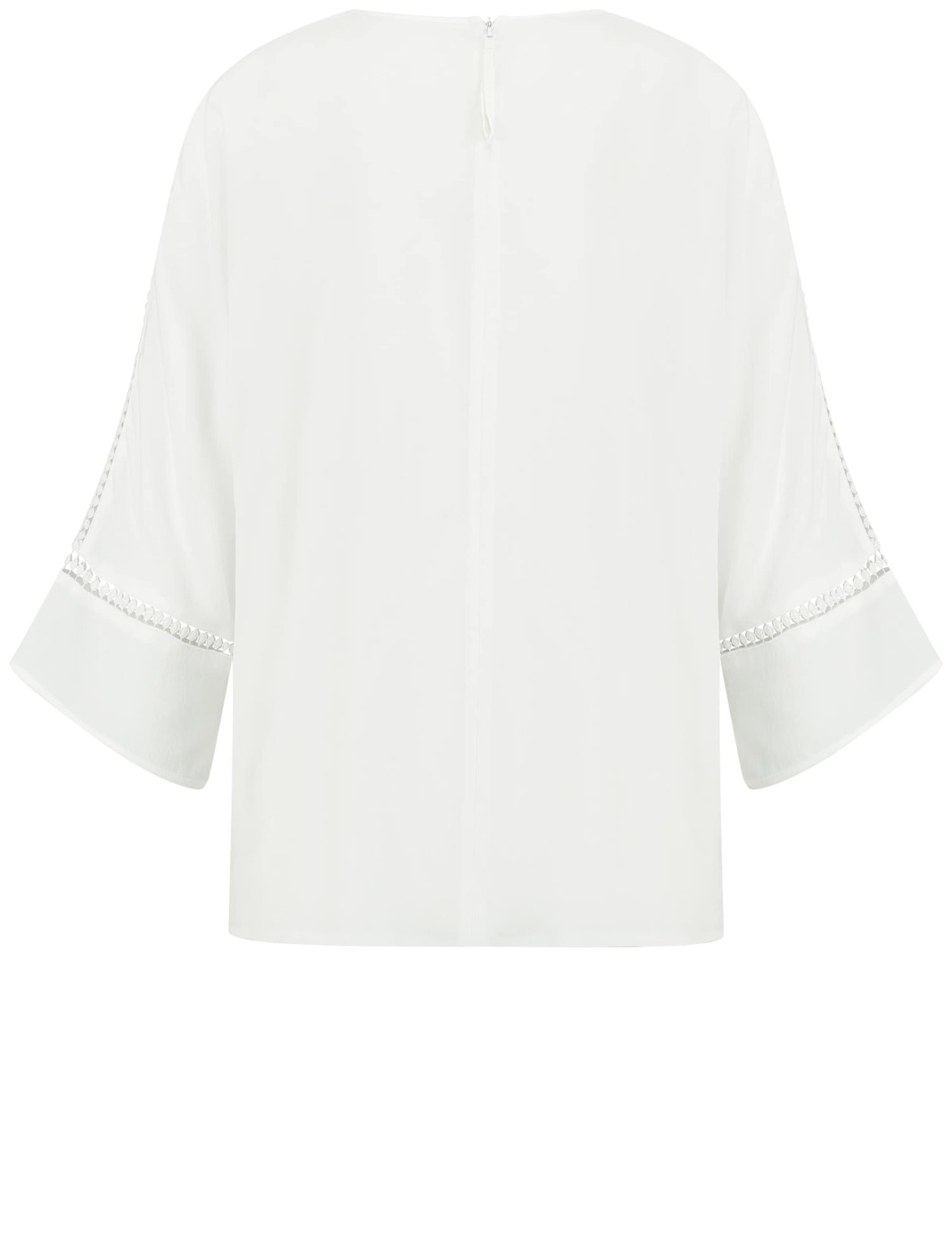 In Offwhite Bluse Gerry Weber Gerry Bluse Weber In Offwhite Bluse In Gerry Weber iOXuPkZ