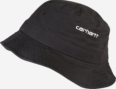 Carhartt WIP Mütze 'Script Bucket Hat' in schwarz, Produktansicht
