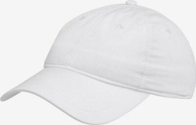 LACOSTE Cap in weiß: Frontalansicht