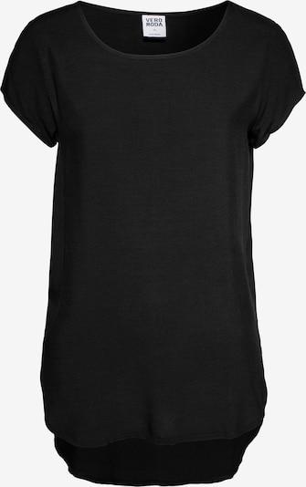 VERO MODA Shirt 'Boca' in de kleur Zwart, Productweergave