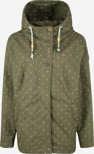 Ragwear Plus Kurtka przejściowa 'LYNX PLUS' w kolorze oliwkowym, Podgląd produktu