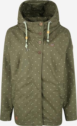 Ragwear Plus Jacke 'LYNX PLUS' in oliv, Produktansicht