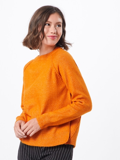Noisy may Pullover 'MARIANA' in orange, Modelansicht
