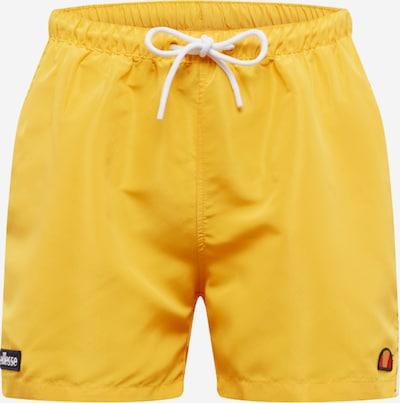 ELLESSE Szorty kąpielowe do kolan 'DEM SLACKERS' w kolorze żółtym, Podgląd produktu
