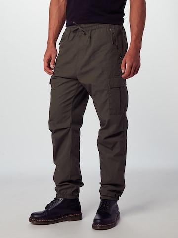 Carhartt WIP Карго панталон в зелено