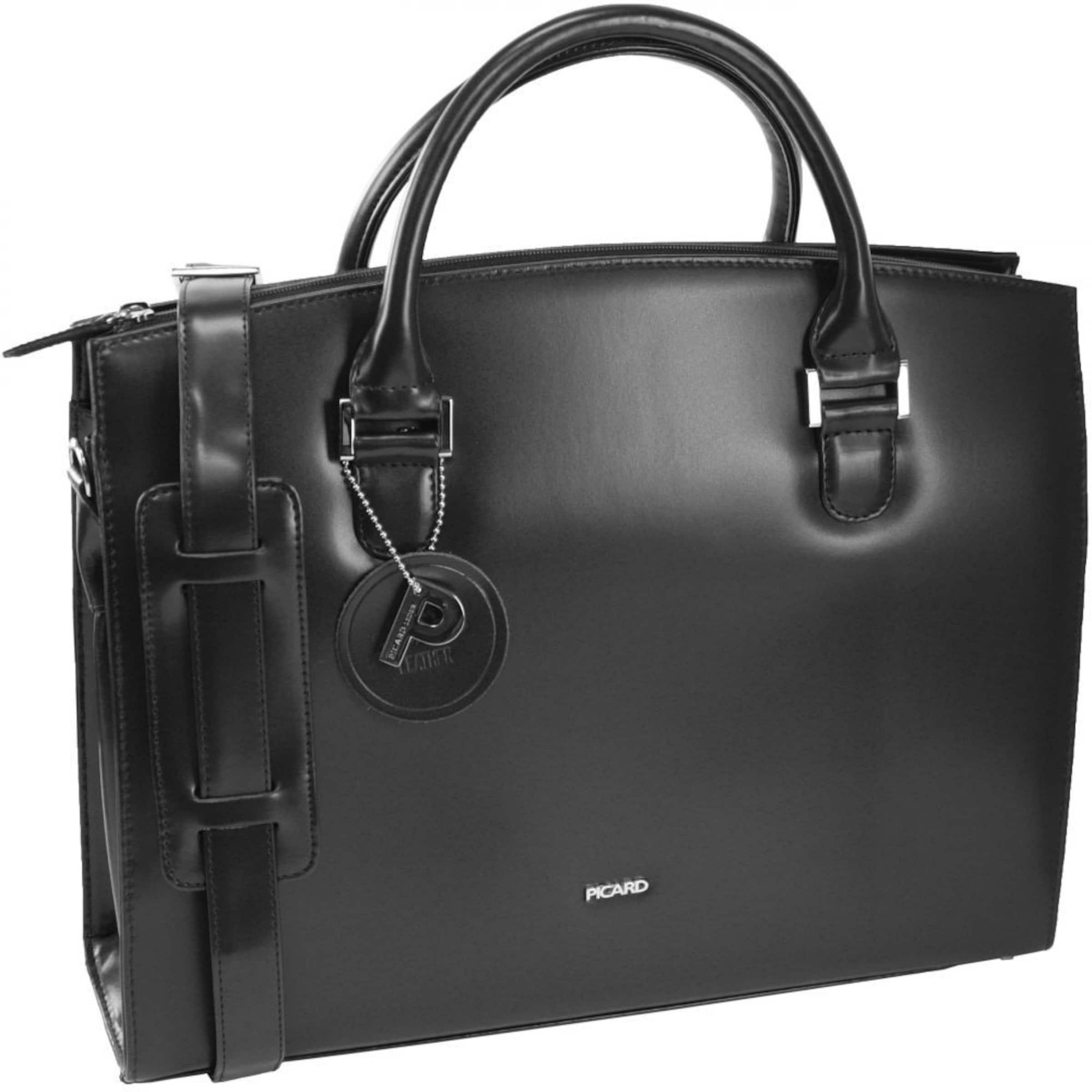 Cm handtasche Schwarz Business Berlin Picard Leder 36 In tsQrdCh