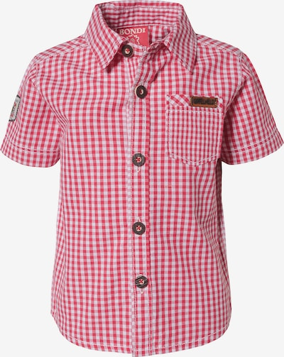 BONDI Hemd in rot, Produktansicht