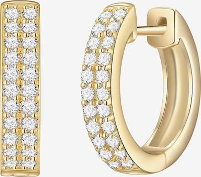 Rafaela Donata Creolen in gold, Produktansicht