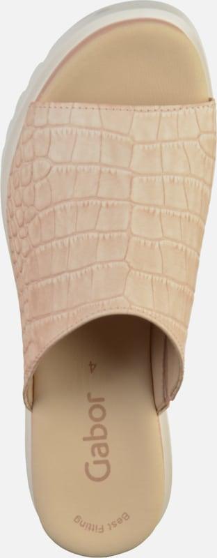 GABOR Pantoletten Verschleißfeste billige Schuhe Hohe Qualität
