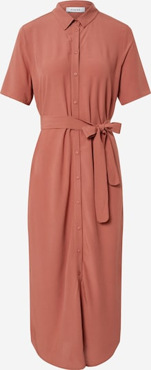 PIECES Robe-chemise 'Pccecilie' en rose ancienne, Vue avec produit