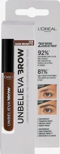 L'Oréal Paris Augenbrauen-Gel in braun, Produktansicht
