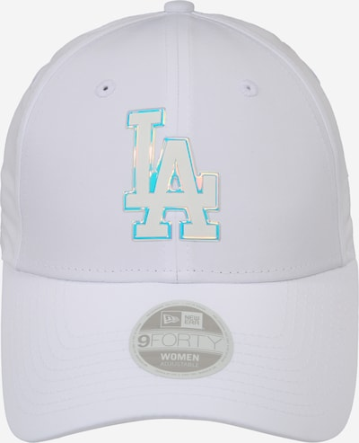 NEW ERA Cap 'WMNS MLB NYLON 9FORTY LOSDOD WHIIRD Los Angeles Dodgers' in weiß, Produktansicht