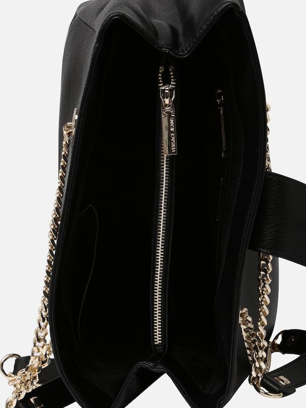À Main En Jeans Versace 'vtbba9' Sacs Noir f6b7yYgv