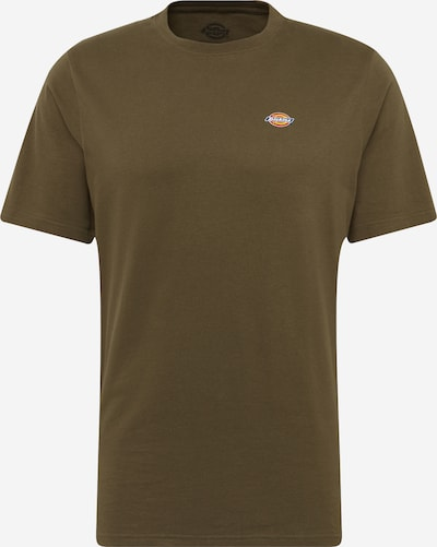 DICKIES T-Shirt 'Stockdale' in oliv, Produktansicht