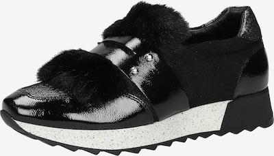 MOT-CLè Slipper in schwarz / weiß, Produktansicht