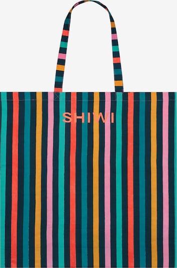 Shiwi Cabas en mélange de couleurs, Vue avec produit