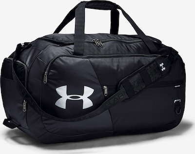 UNDER ARMOUR Sporttasche 'Undeniable Duffle 4.0 LG' in schwarz, Produktansicht