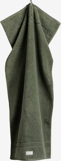 GANT Towel 'Organic Premium' in Olive / Fire red, Item view
