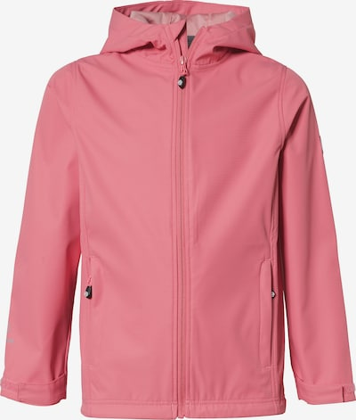 COLOR KIDS Jacke 'KARKINY' in rosa: Frontalansicht