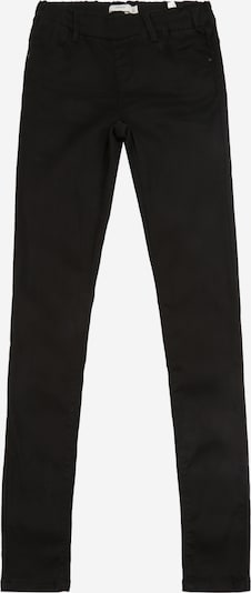 NAME IT Leggings 'NKFPOLLY DNMTORA' in de kleur Black denim, Productweergave