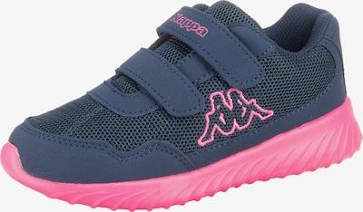KAPPA Sneaker 'Cracker' in nachtblau / pink, Produktansicht