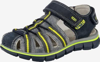 PRIMIGI Sandalen in marine / graumeliert, Produktansicht