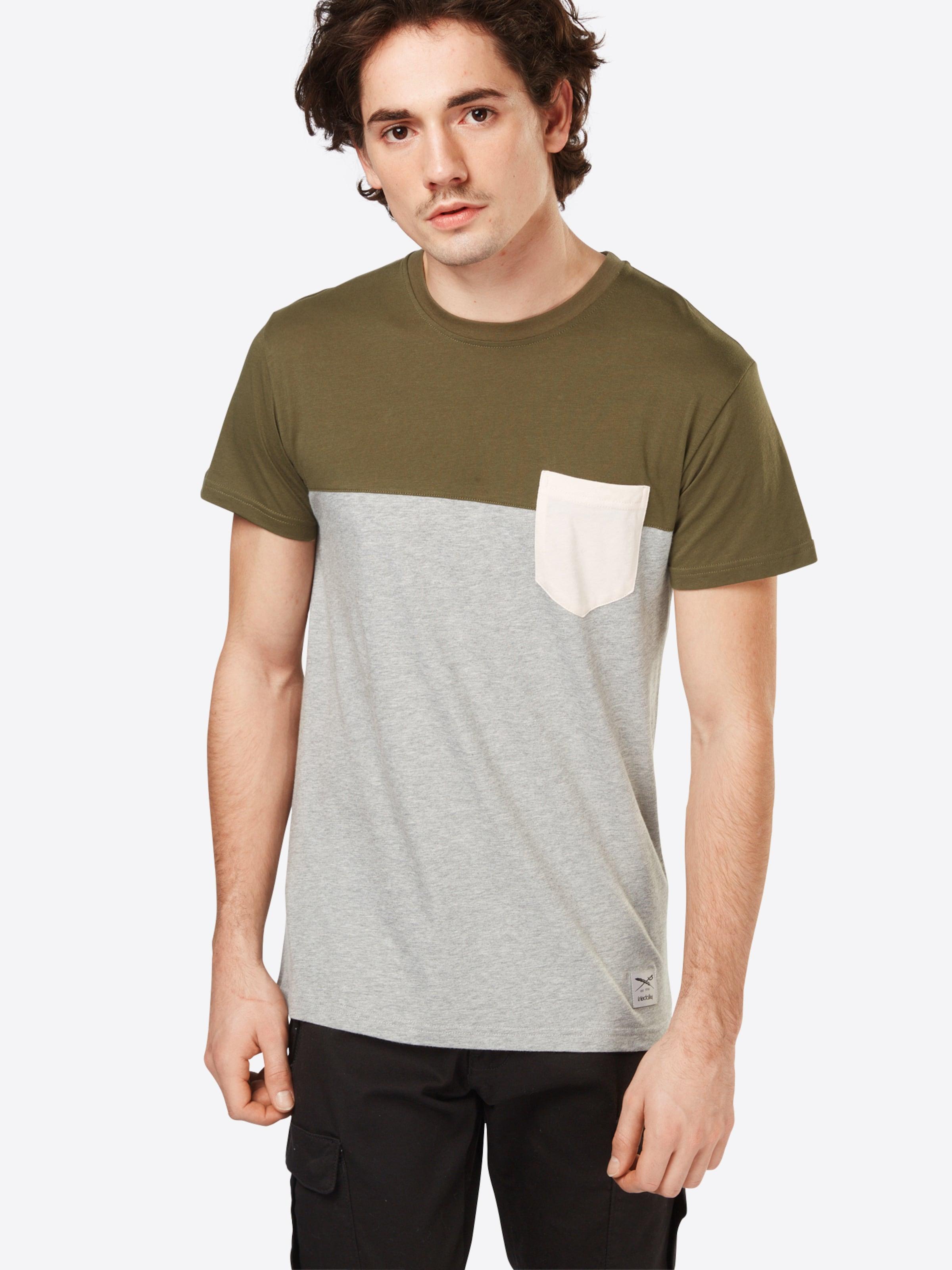 Iriedaily T-Shirt mit Brusttasche Neu Werden mbkbOOPJ5F
