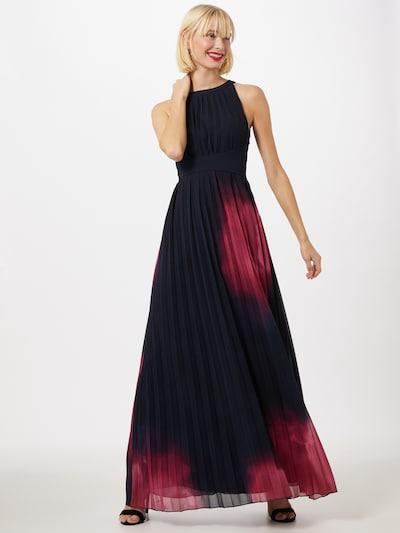APART Společenské šaty - červená / černá, Model/ka