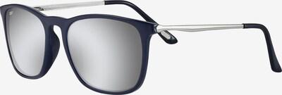 ZIPPO Sonnenbrille 'Grey Flash Blue' in blau / grau, Produktansicht