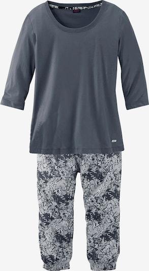 BUFFALO Capri-Pyjama, Buffalo in dunkelgrau, Produktansicht