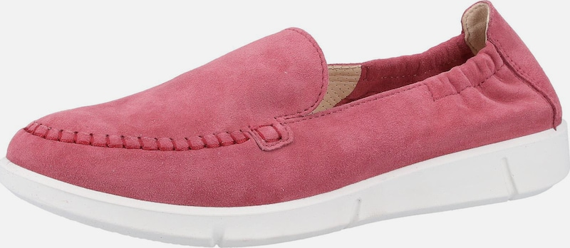 Legero Slipper in rosé, Produktansicht
