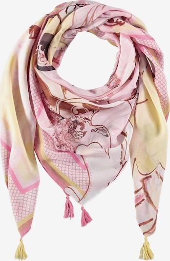 GERRY WEBER Tuch Tuch mit Tasseln in mischfarben, Produktansicht