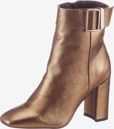 TOMMY HILFIGER Damen Stiefelette in bronze / gold, Produktansicht