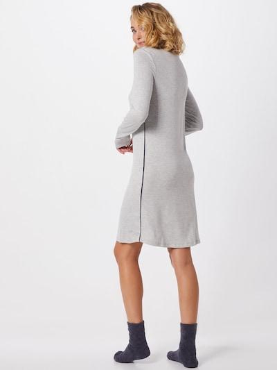 ESPRIT Spalna srajca 'JAYLA'   svetlo siva barva: Pogled od zadnje strani