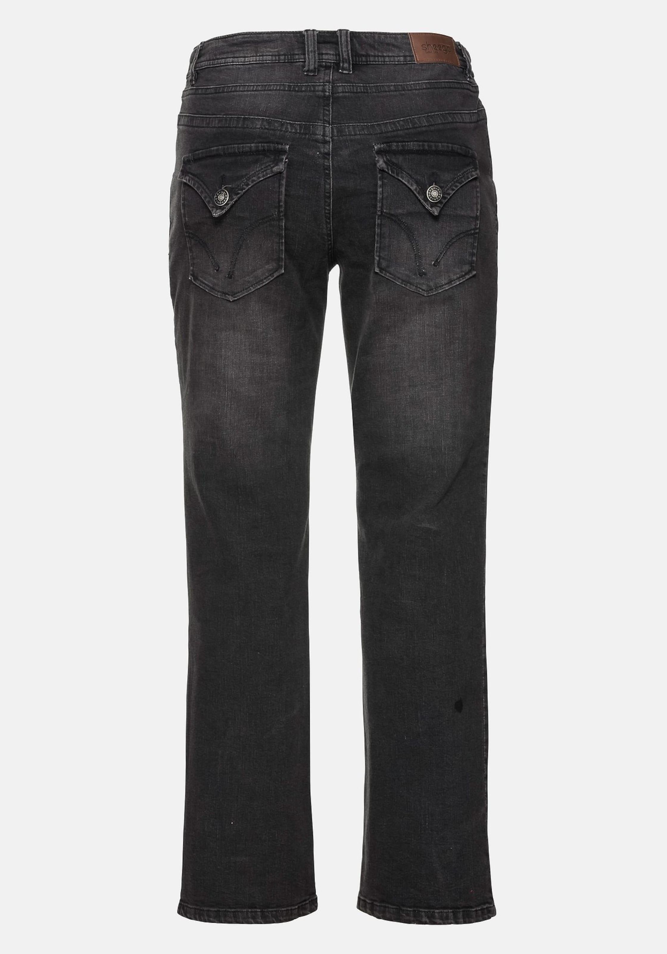Denim Jeans In Sheego Black Black Jeans In Sheego FTlcK1J